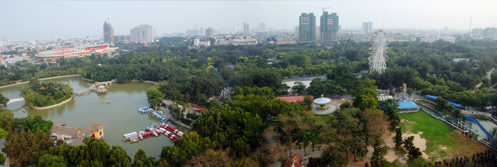 xinxiang people's park
