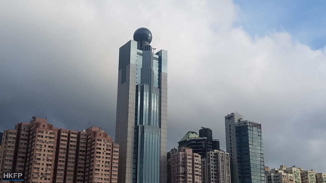 The China Liaison Office.