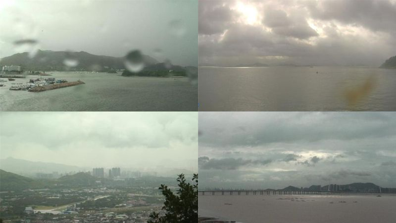 webcams typhoon