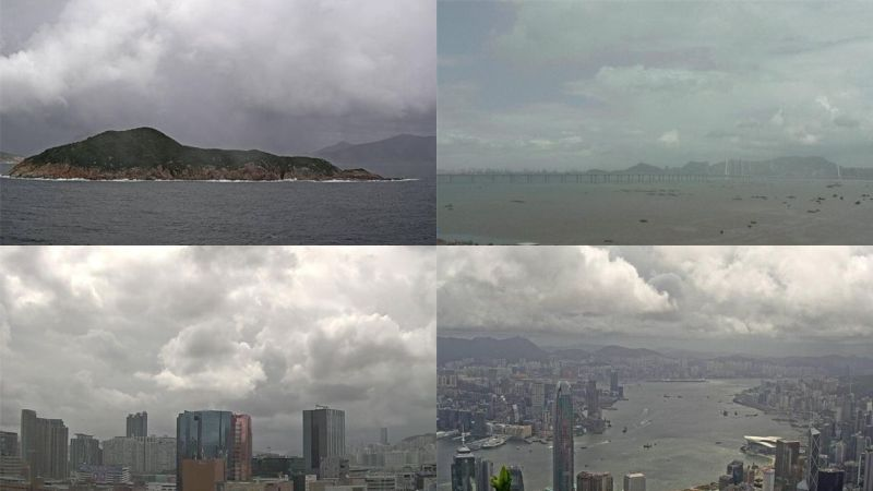webcams hong kong