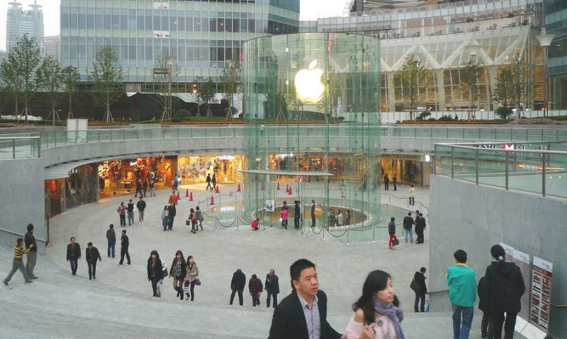 Apple China staff collared for allegedly flogging customers' info