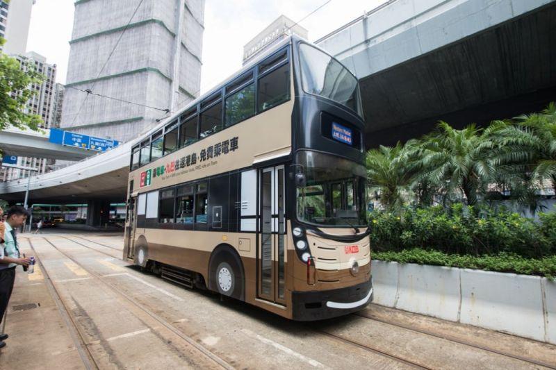 kmb tram