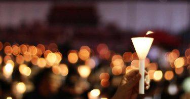 candle vigil hong kong tiananmen 1989
