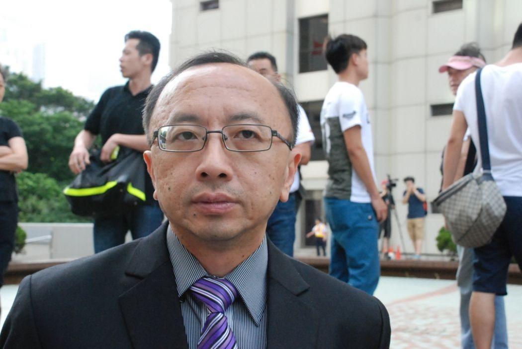 Eric Cheung Tat-ming