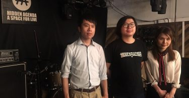 Hidden Agenda Roy Kwong Hui Chung-wo Clarisse Yeung