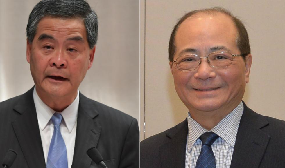 Leung Chun-ying Eddie Ng
