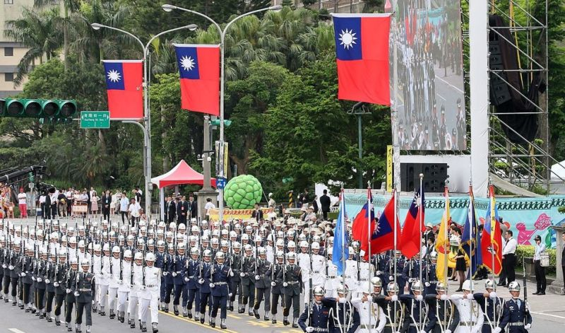 Taiwan Republic of China army military