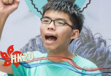 joshua wong hk20