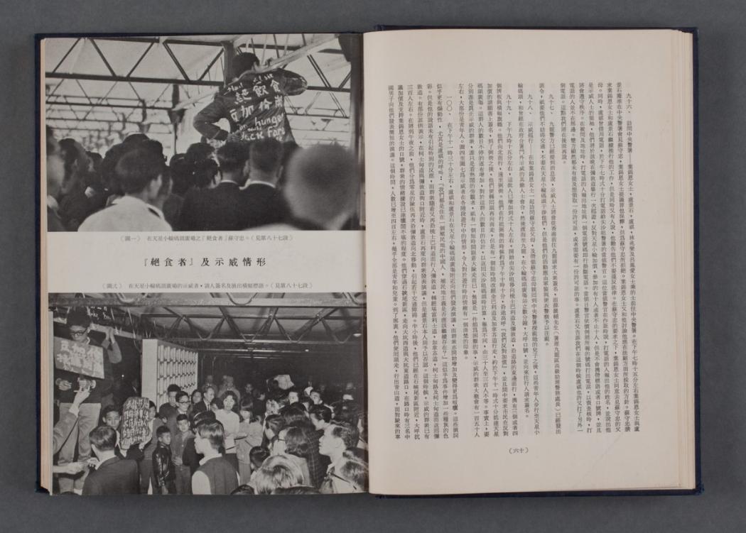 1966 kowloon disturbances