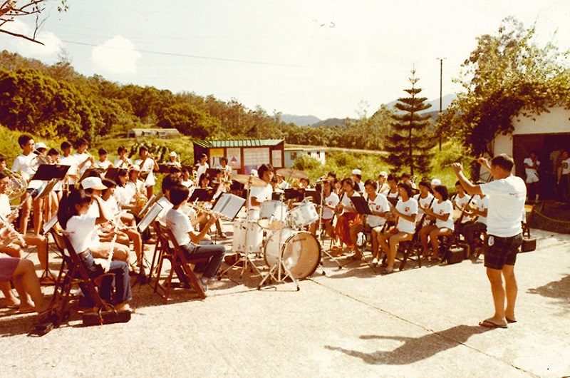 Leisure and Cultural Services Department Music Office LCSD 1980s