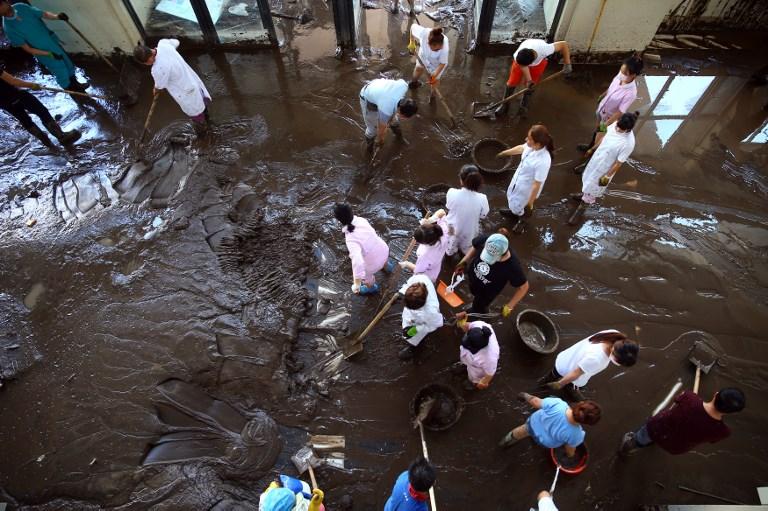 flooding china