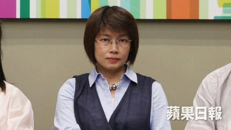 Christine Wat Wing-yin leftist communist