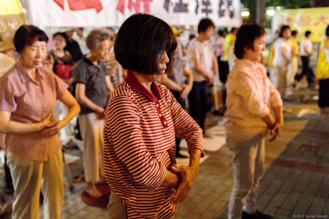 liu xiaobo democracy july protest rally wanchai wan chai