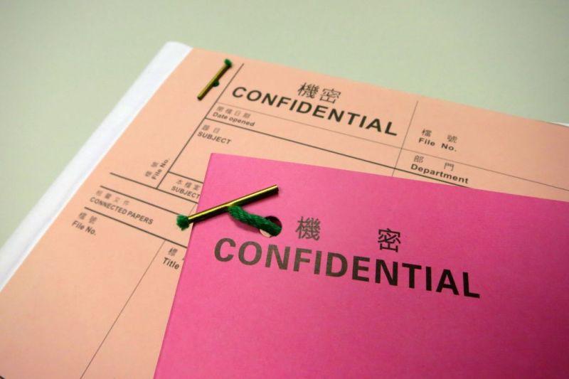 Ombudsman confidential file