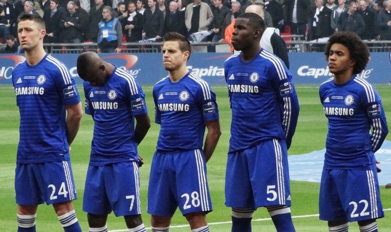 Chelsea FC football