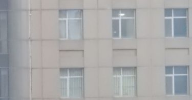 liu xiaobo windows hospital