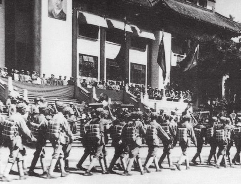 People's Liberation Army Guangzhou 1949 revolution liberation