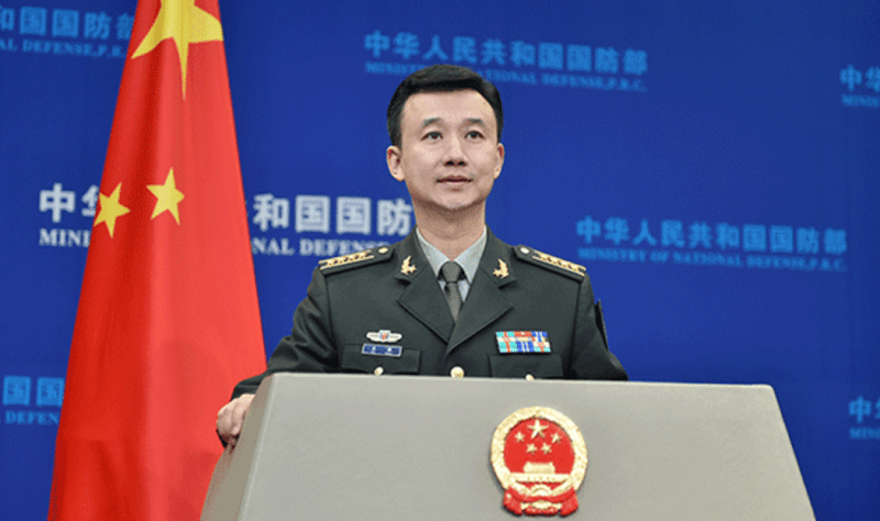 wu qian national defense ministry