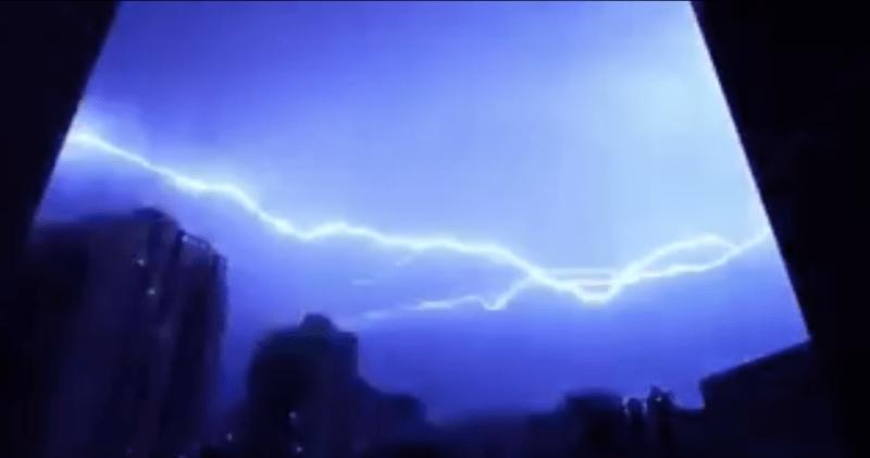 lightning storm liu xiaobo