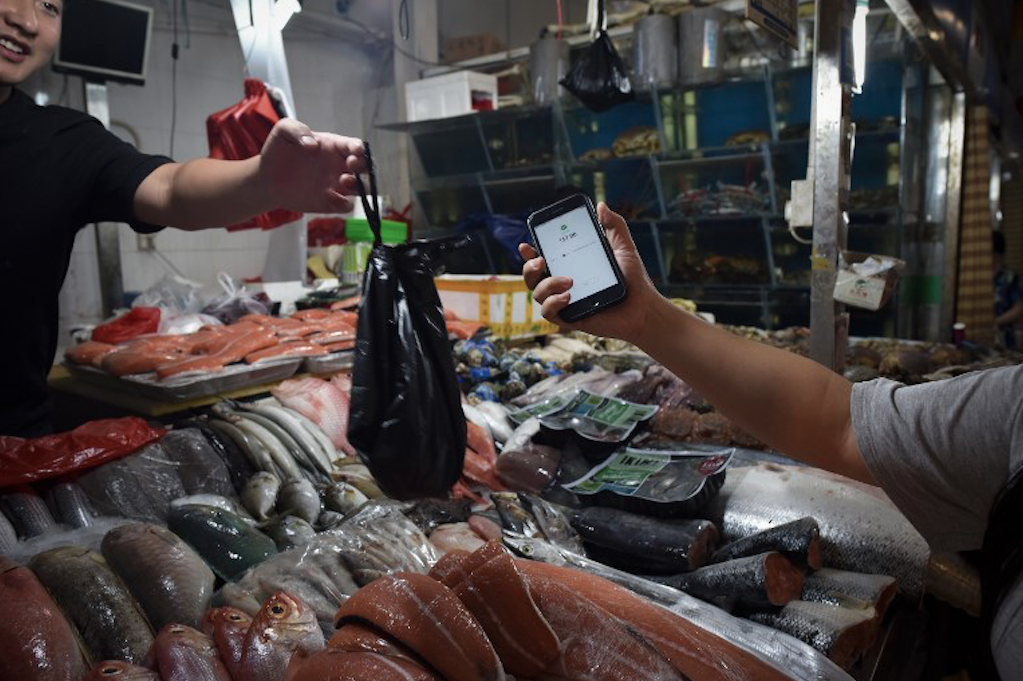 china mobile payment