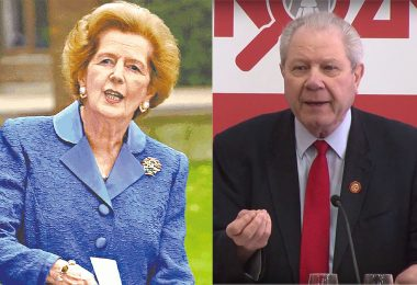 Margaret Thatcher Jim Sillers