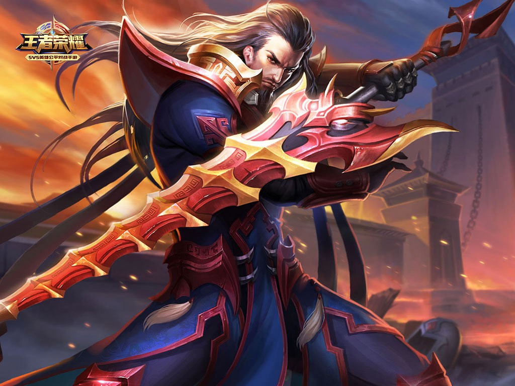 cao cao king of glory