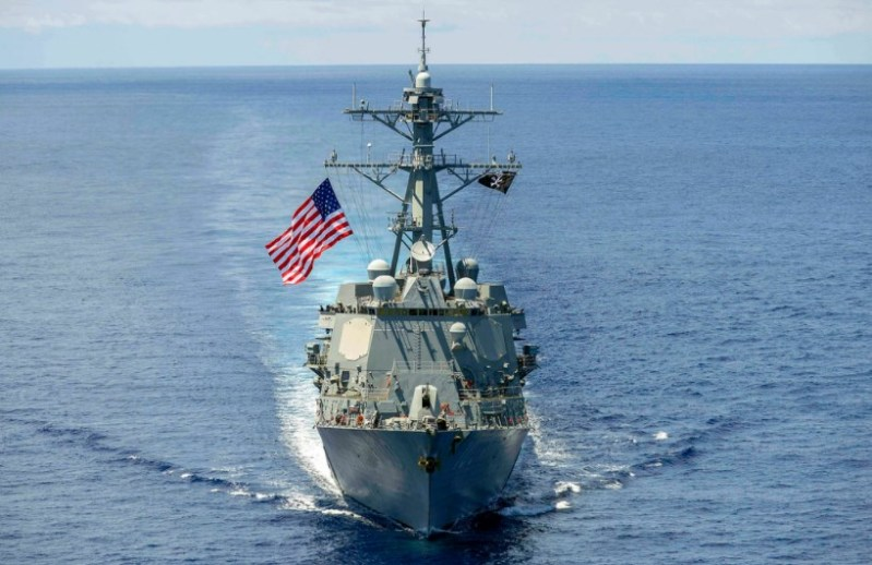 south china sea navy usa