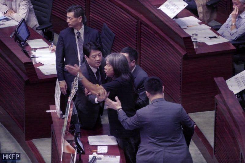 pan dems hk tactics