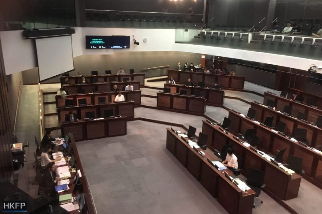 Four anti-Beijing Hong Kong lawmakers disqualified from parliament