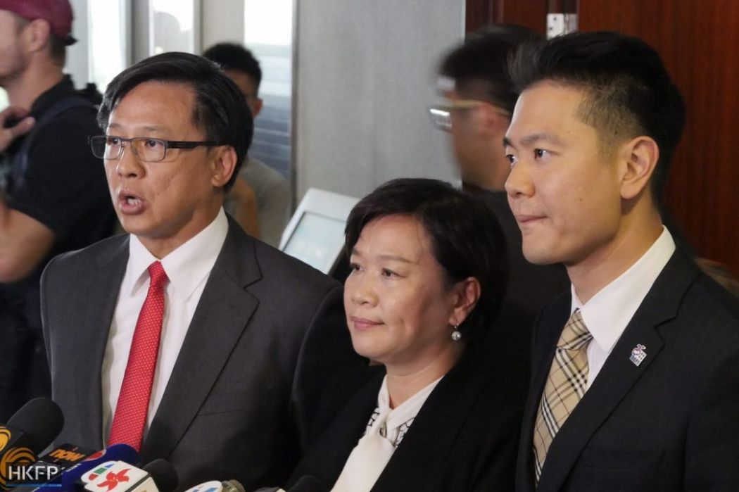 Hong Kong Court Removes 4 Pro-Democracy Legislators From Office