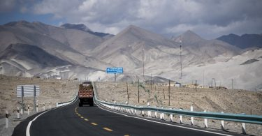 pakistan china road