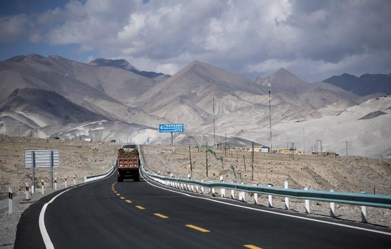 pakistan china road