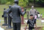 Chiang Kai-shek statue