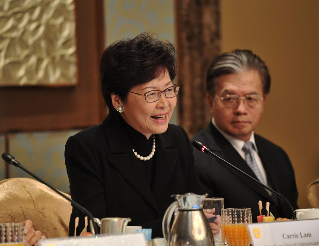 carrie lam thailand forum