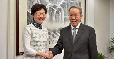 Carrie Lam Wang Guangya