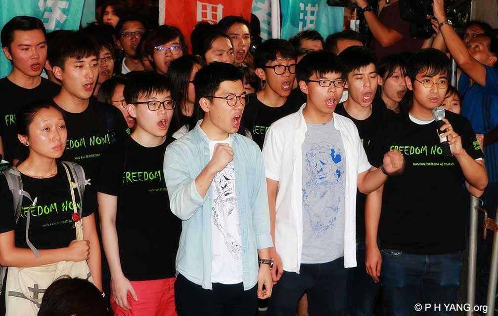 occupy activists sentencing