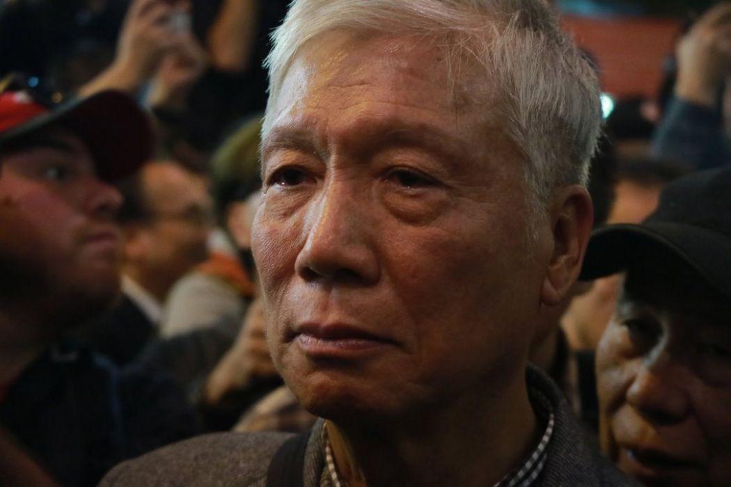 Reverend Chu Yiu-ming