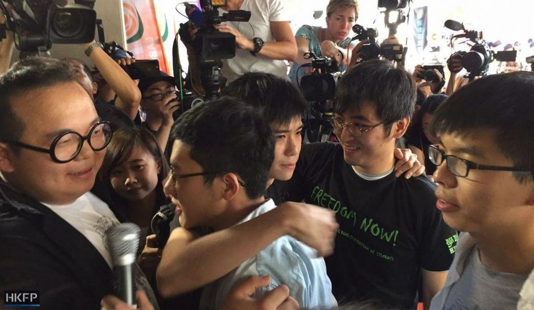 occupy activists