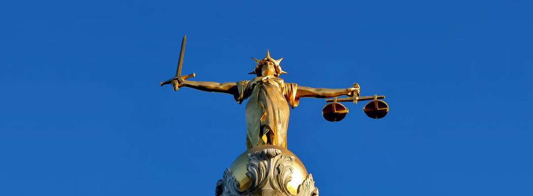 cour de justice dame