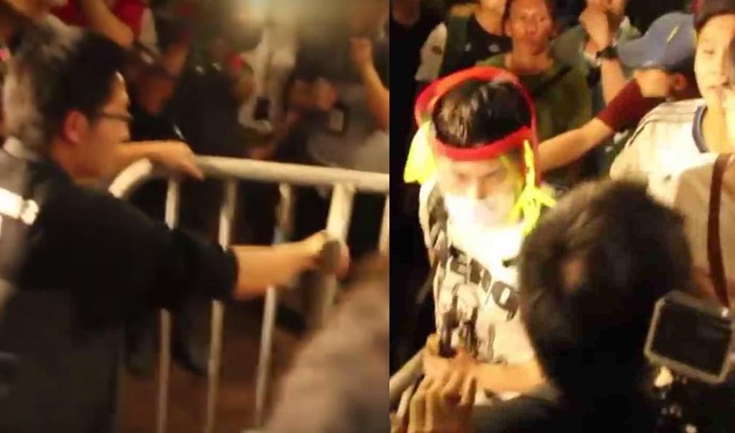 raphael wong barricades 2014 nent northeast new territories