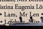 titanic chinese