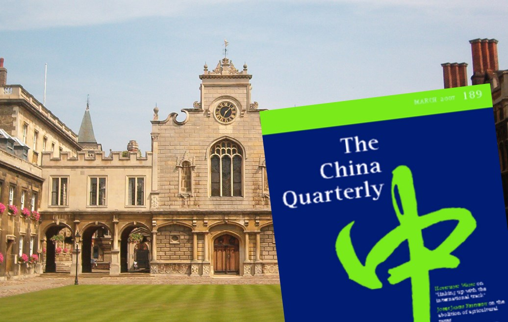 UK Academic Publisher Reposts Censored China Articles Following Outrage