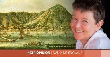 vaudine england hong kong history