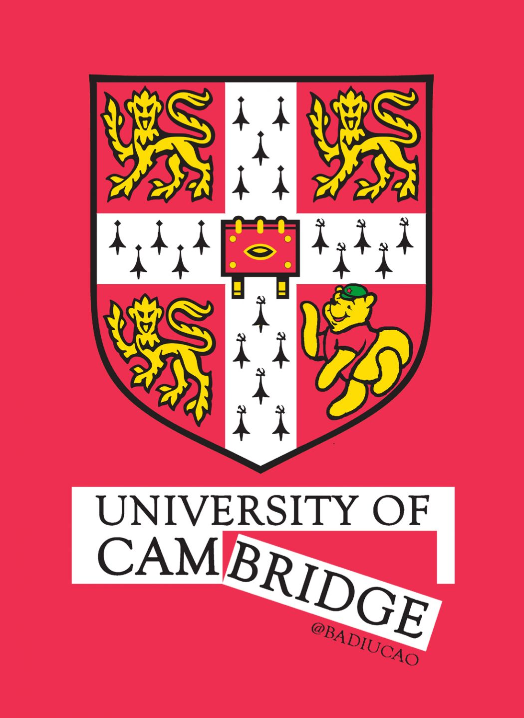a broken bridge cambridge university