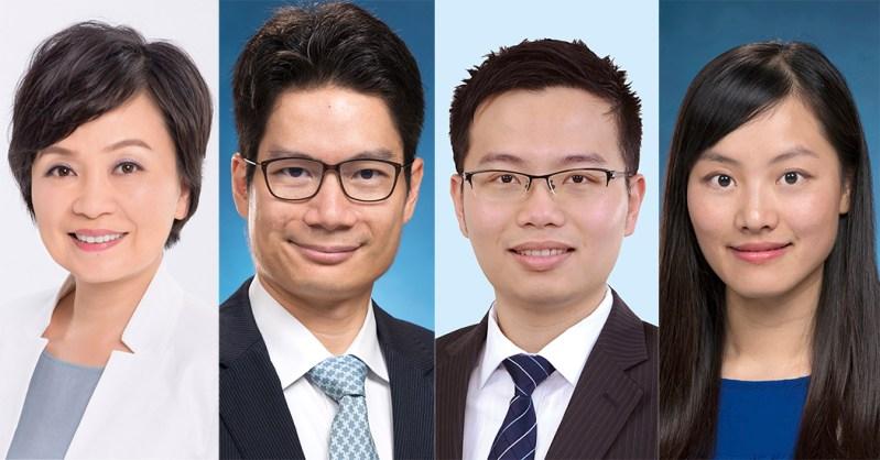 Choi Yuk-lin Joseph Chan Mark Fu Lillian Cheong
