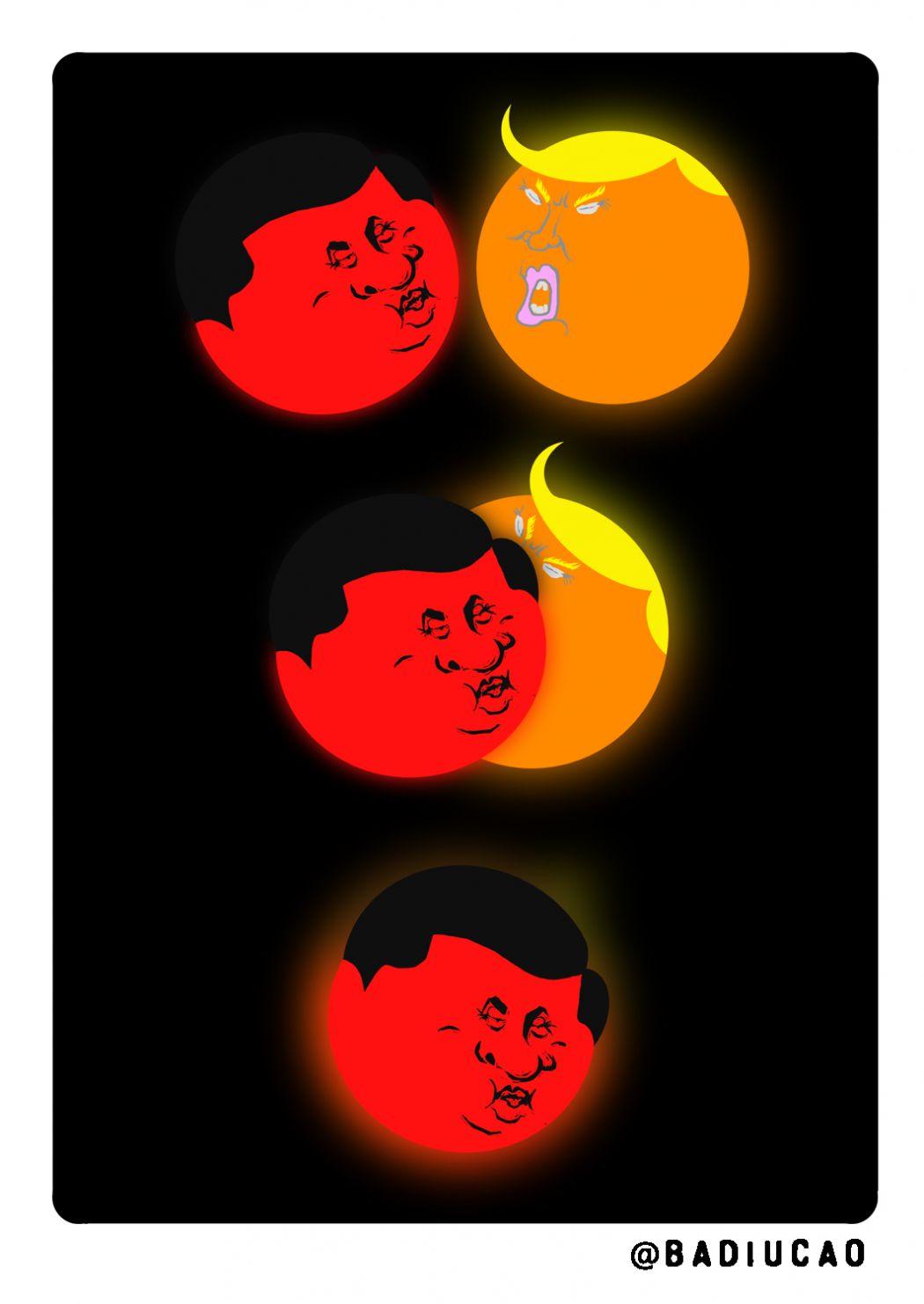 badiucao eclipse