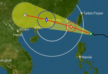hko typhoon track