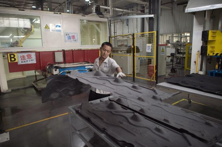 American Industrial Park in Shenyang