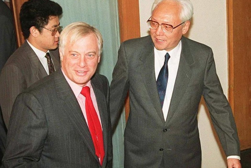 lu ping chris patten