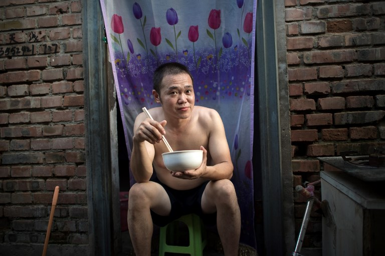 beijing poverty